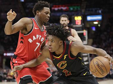 NBA: Collin Sexton scores 28 points as Cavaliers rout Raptors; Clippers' Lou Williams becomes highest scoring substitute