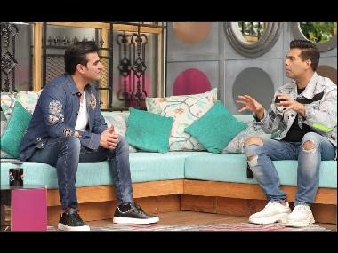 Pinch: Karan Johar reveals how he battles trolls commenting about his sexuality on Arbaaz Khan's talk show