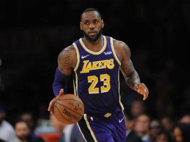 NBA: LeBron James passes idol Michael Jordan to become fourth on all-time points list; Bulls edge past 76ers