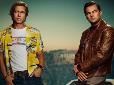 Once Upon a Time in Hollywood poster: Leo DiCaprio, Brad Pitt transport us to 1969 in Tarantino's ninth film