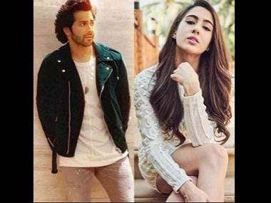 Sara Ali Khan cast opposite Varun Dhawan in Coolie No.1 remake; film could clash with Inshallah, Sooryavanshi