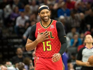 NBA: Vince Carter masters art of ageing gracefully with smooth transition from full-time starter to indispensable squad player