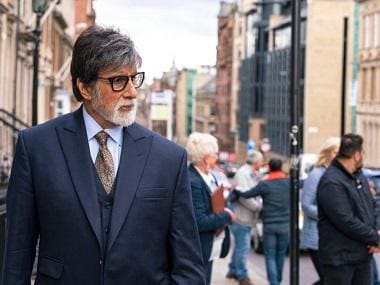 Amitabh Bachchan begins filming for Marathi debut AB Ani CD, a buddy comedy with Vikram Gokhale