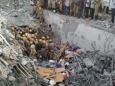 Dharwad building collapse: Toll climbs to 16; joint search ops by NDRF and state Disaster Response Force rescues 57
