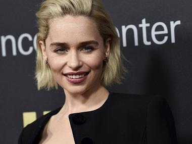 Game of Thrones star Emilia Clarke reveals she survived two life-threatening aneurysms since show's inception