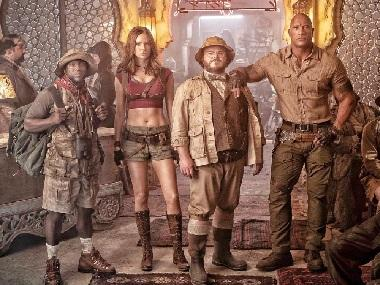 Dwayne Johnson, Jack Black, Kevin Hart feature in Jumanji: Welcome to the Jungle sequel first look