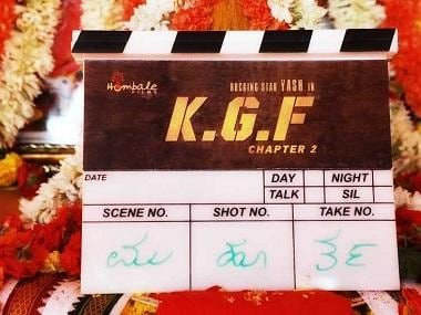 KGF: Chapter 2 — Yash, director Prashanth Neel's sequel to Kannada action film goes on floors