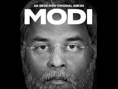 Modi, upcoming web series based on life of prime minister, to release on Eros Now in April