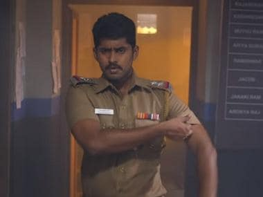 Sathru movie review: Kathir makes an impressive cop in Naveen Nanjundan's predictable thriller