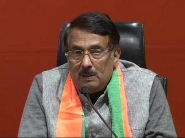 Tom Vadakkan, Congress loyalist for decades with zero political experience, had choice words for BJP before switching camps