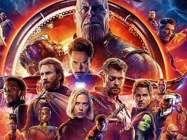 Marvel Movies Marathon LIVE — Watching Thor: Ragnarok, Black Panther, Infinity War, ahead of Avengers: Endgame