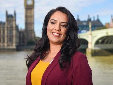 British police on the hunt for man who masturbated in front of Labour MP Naz Shah on London bus