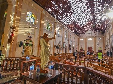 Sri Lanka's Easter Sunday bombers, with alleged Islamic State links, had visited Tamil Nadu in 2017