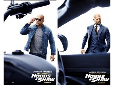 Fast and Furious: Hobbs And Shaw's second trailer to release in 10 Indian languages