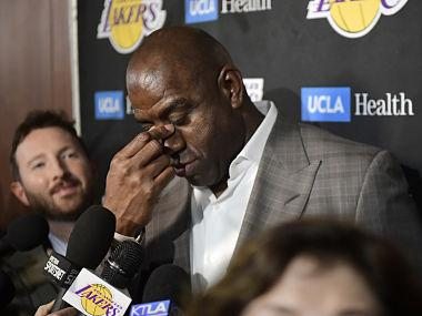 NBA: With Magic gone, Los Angeles Lakers will need more than charisma and luck to pull through slump