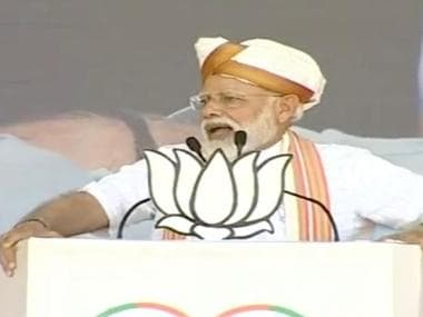 Narendra Modi in Latur: PM slams Congress for 'speaking language of Pakistan,' urges first-time voters to 'make it count'