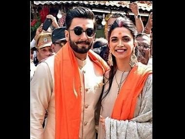 Ranveer Singh, Deepika Padukone's digitally altered images go viral, show them campaigning for BJP