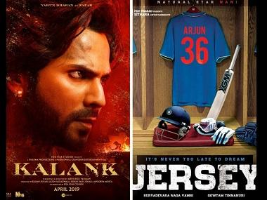 Kalank, The Curse of The Weeping Woman, Jersey, Kanchana 3: Know Your Releases