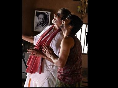 Amitabh Bachchan pays tribute to Sivaji Ganesan, call him the 'ultimate iconic legend of Tamil Cinema'