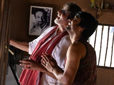 Amitabh Bachchan starts shooting untitled Tamil film starring SJ Suryah, Ramya Krishnan