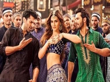 Kalank: 'Aira Gaira' is a progression from 'Chikni Chameli', but also yet another item song Karan Johar could've done away with