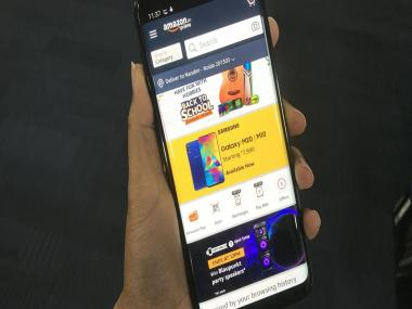 Amazon launches app-only quiz campaign: Prizes include Apple Watch and Blaupunkt speakers