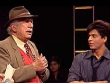 Shah Rukh Khan condoles death of director Raj Kumar Kapoor: 'You made a Fauji out of a boy'