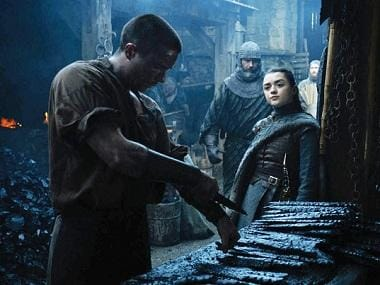 Game of Thrones season 8 episode 2: Let's accept that Arya Stark's first sexual experience makes her human