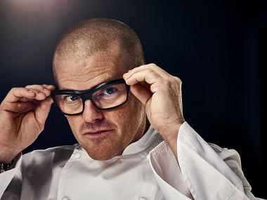 Heston Blumenthal on how he crafts his highly sought, unparalleled culinary experiences