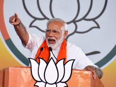 Narendra Modi's Rajiv Gandhi jibe prompts political war of words; Congress accuses PM of insulting the dead