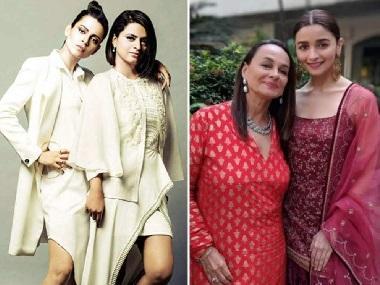 Kangana Ranaut's sister Rangoli calls Alia Bhatt, mother Soni Razdan 'non-Indians living off this land'