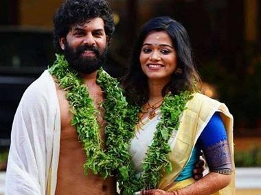 Sunny Wayne, Renjini Kunju get married in low-key ceremony, expected to host wedding reception in Kochi