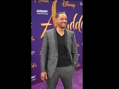 Aladdin: Will Smith reveals he was hesitant to play Genie, says it was tough to match up to Robin Williams' performance