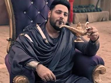 Watch: Badshah raps for Disney's live-action film Aladdin in 'Sab Sahi hai Bro'