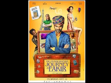 The Extraordinary Journey of the Fakir trailer: Dhanush's charlatan goes on a whirlwind tour across the globe