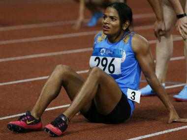 Sprinter Dutee Chand faces family trouble after opening up on same-sex relationship