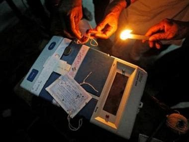 Despite Opposition protests, Electronic Voting Machines remain most credible, secure and reliable method of polling