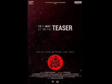 Game Over: Teaser of Ashwin Saravanan directorial starring Taapsee Pannu to be out on 15 May