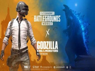 PUBG Mobile is getting a Godzilla: King of the Monsters crossover event soon