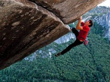 Free Solo: How rock climber Alex Honnold scaled the 3,000-feet-high vertical face of Yosemite's El Capitan