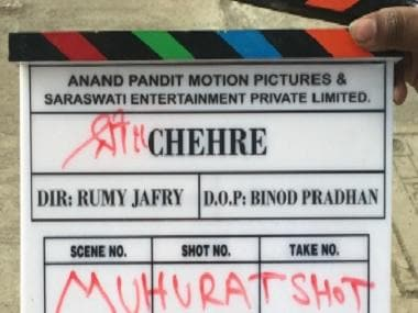 Chehre: Amitabh Bachchan, Emraan Hashmi's suspense thriller gets a title, goes on floors