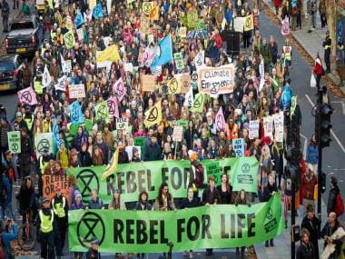UK becomes first country to declare a 'climate emergency'