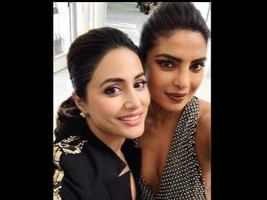 Cannes 2019: Hina Khan thanks Priyanka Chopra for her 'unexpected invitation by a world star'