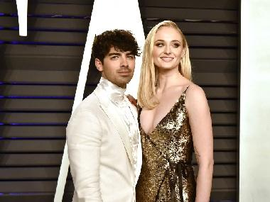 Joe Jonas reveals parents found out about surprise wedding with Sophie Turner from the internet
