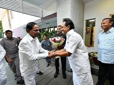Lok Sabha polls: MK Stalin says 'no chances' for non-BJP, non-Congress third front, but may consider option after 23 May