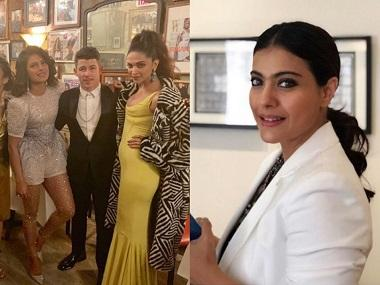 Priyanka, Deepika at MET Gala 2019 after party; Kajol celebrates 8 mn followers: Social Media Stalkers' Guide