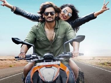 Hippi movie review: Karthikeya's pointless romantic drama is like his t-shirts — hip but awkward