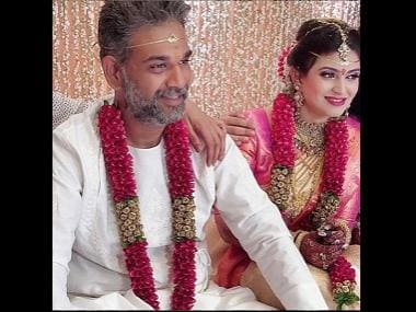 Allu Arjun's elder brother Allu Bobby gets married to Mumbai's Neela Shah in intimate ceremony