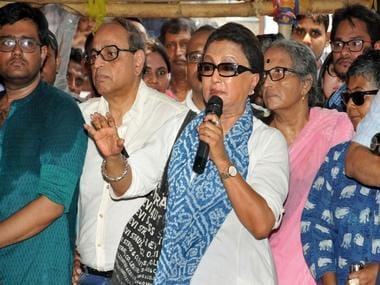 No shame in saying sorry, Mamata Banerjee should apologise to agitating Kolkata doctors: Aparna Sen