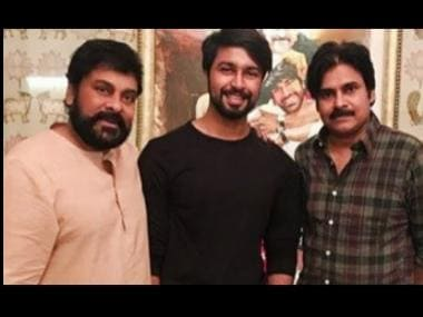 Chiranjeevi's son in-law allegedly harassed on Instagram; case registered against 10
